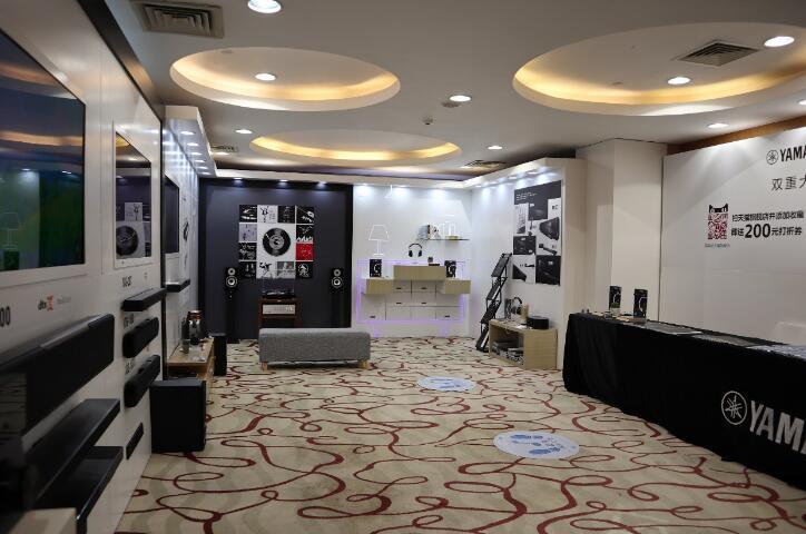 娱乐音质新境界,雅马哈携带家庭音响新品亮相2018广州国际音响唱片展